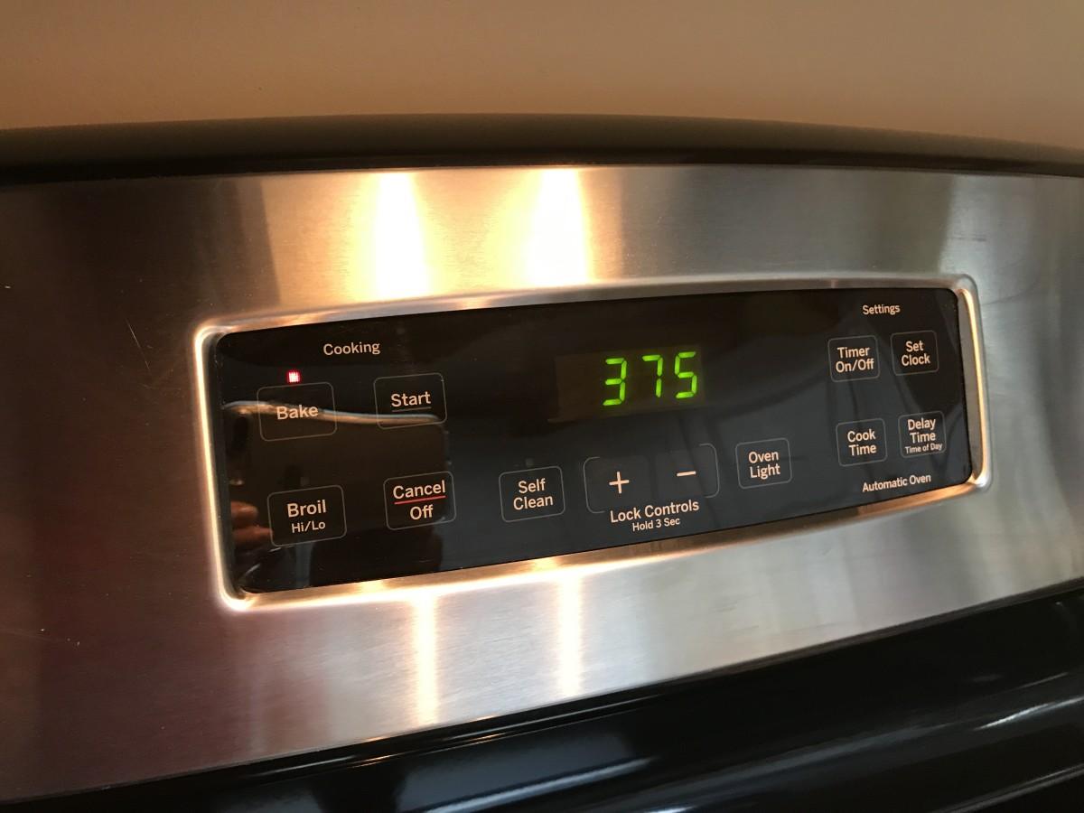 Preheat oven to 375 degrees.