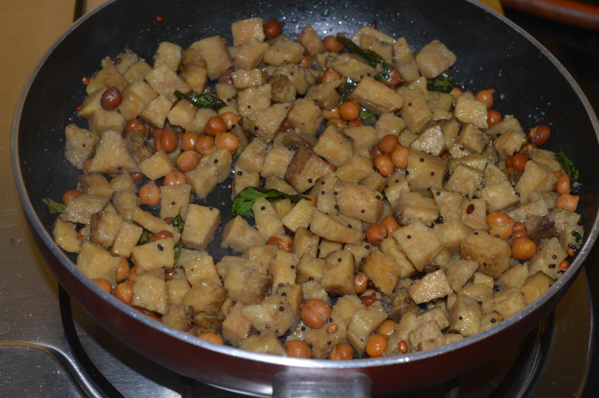 elephant-foot-yam-curry-or-suvarna-gadde-palya-recipe