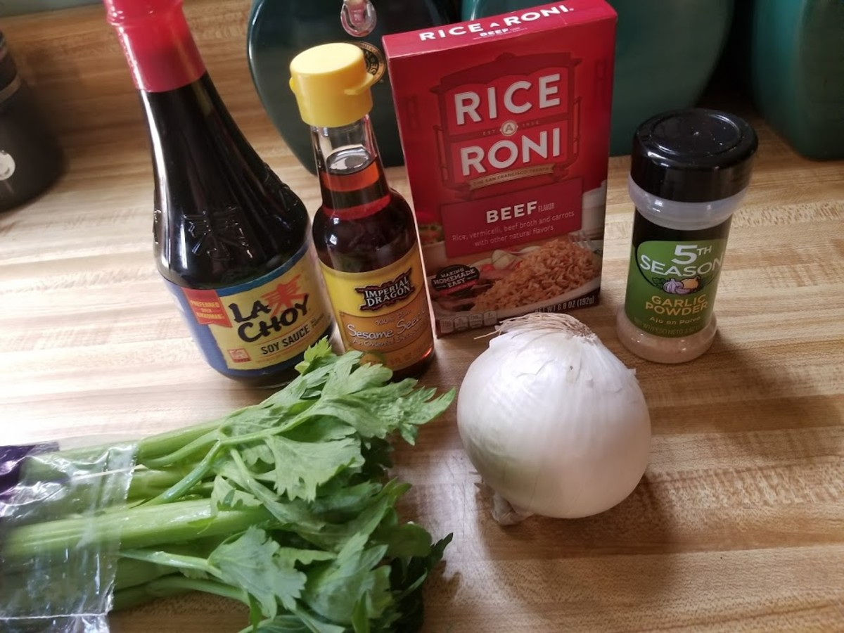 How to Make Beef Stir-Fry Rice Recipe