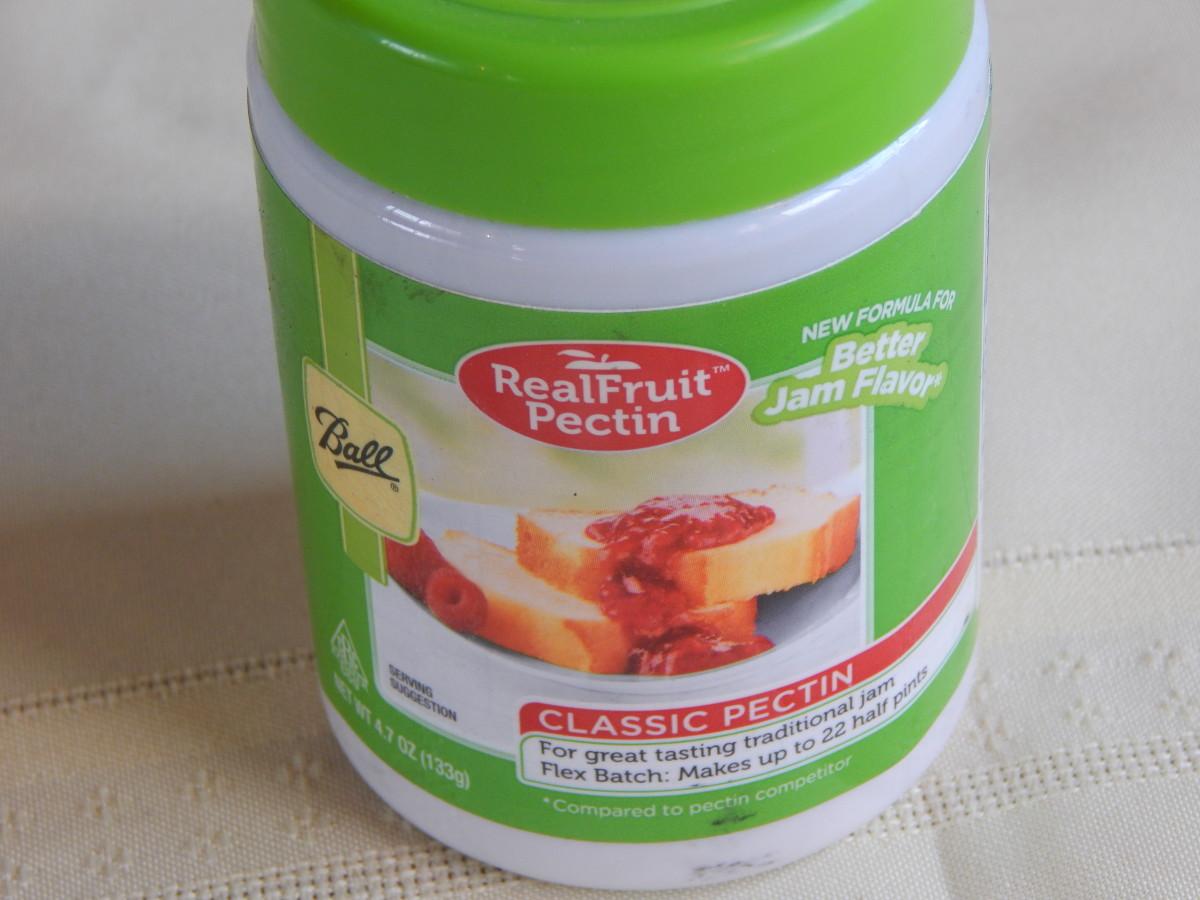 Commercial Pectin