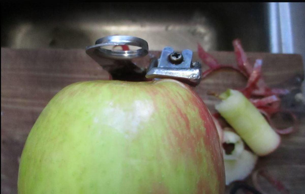 advance apple to peele