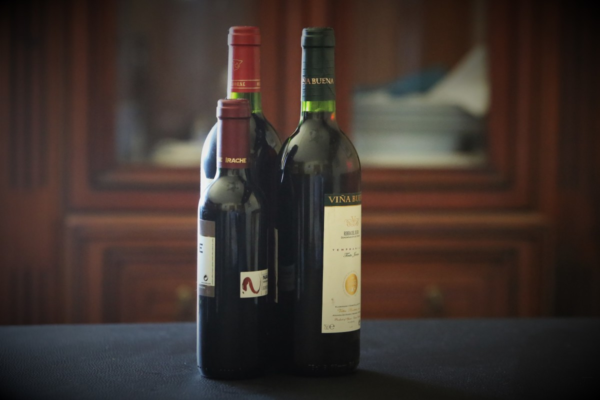 Wine from my collection