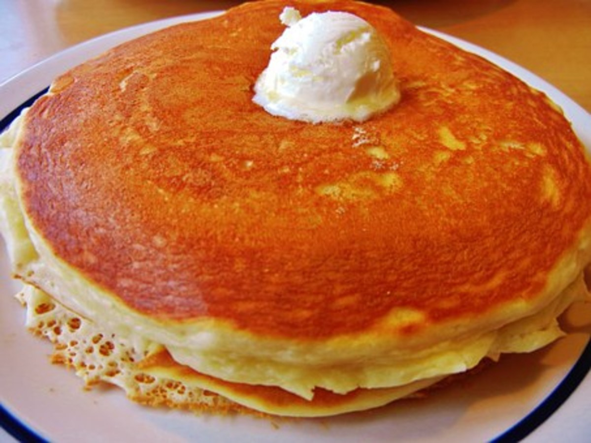 Exploring Pancakes: Fables, Facts, and Fabulous Recipes