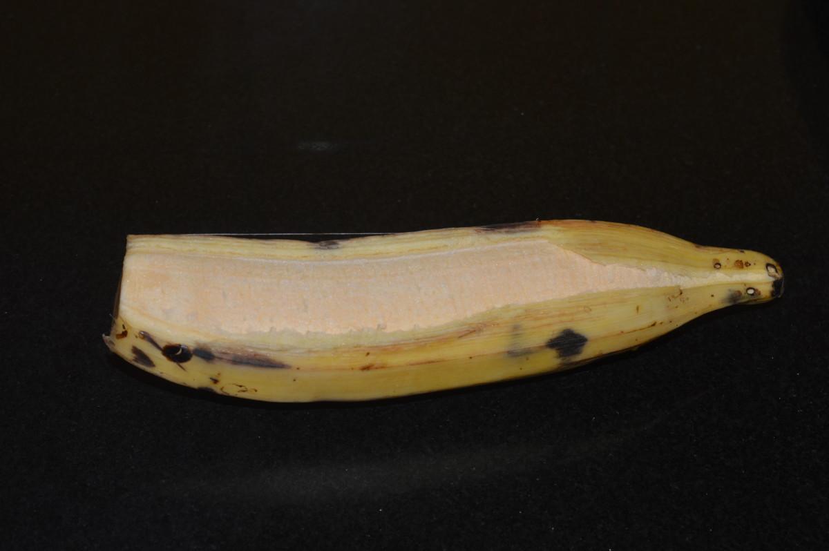Ripe plantain(Nendra banana)