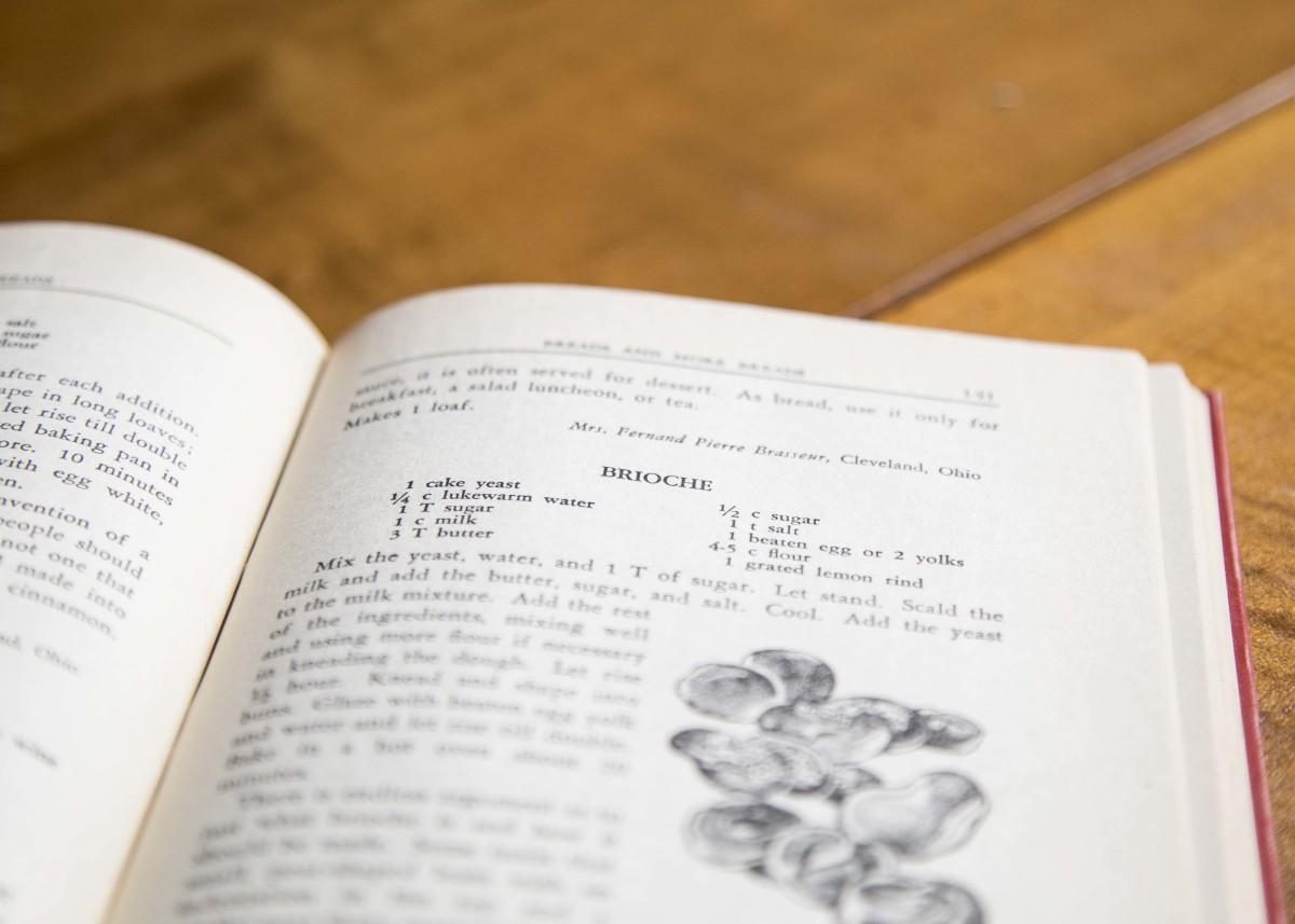 Madame Brasseur's Brioche: A Simple Breakfast Treat