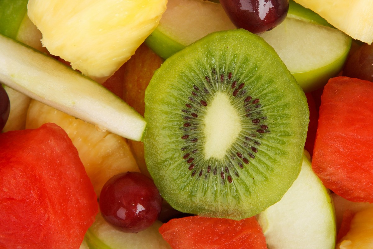 Chilled fruit salad is a refreshing and healthy way to satisfy your afternoon craving for something sweet.