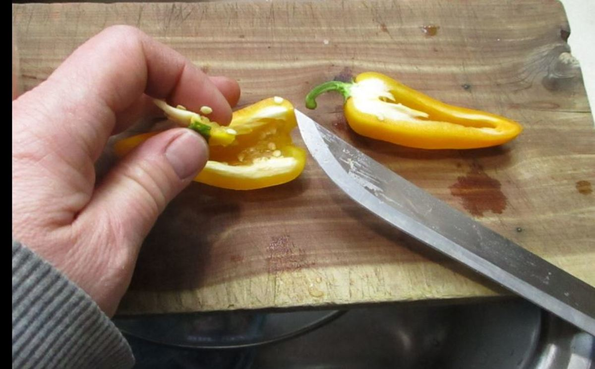 slice ends