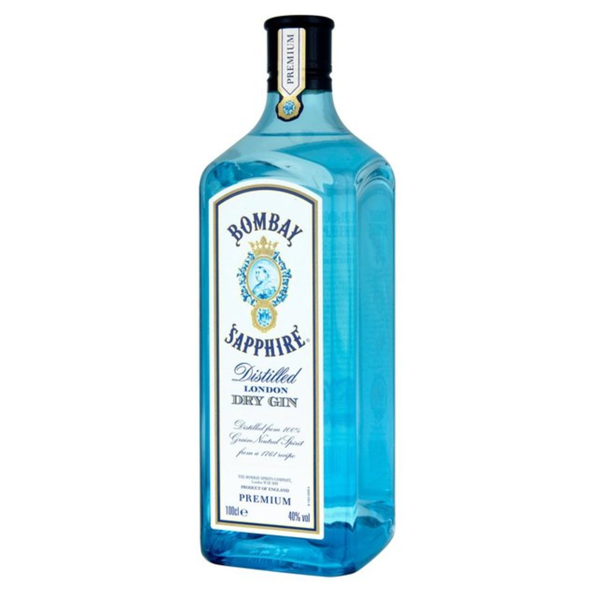 The great thing about Bombay Sapphire is the balance of the botanicals and the crispness of the taste. Considered a gateway gin by many, the brand is nonetheless very popular with the drinking public, thanks to its subtle and floral flavor.