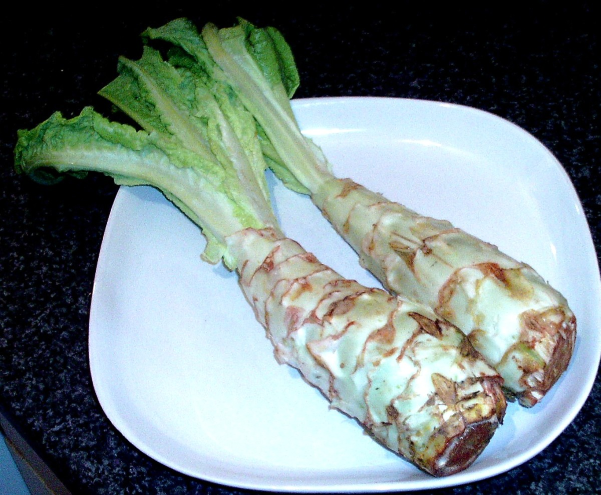 Celtuce is also known as stem lettuce or by a number of other different names