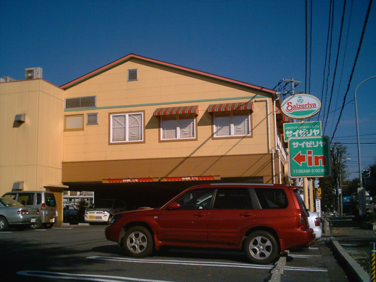 A Saizeria restaurant