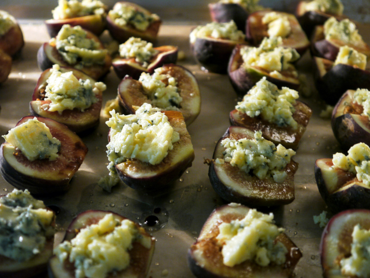 Fig and Cheese Appetizers