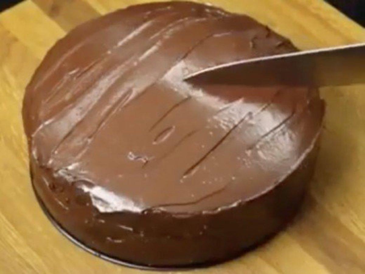 Dinah Shore made a great chocolate cake.