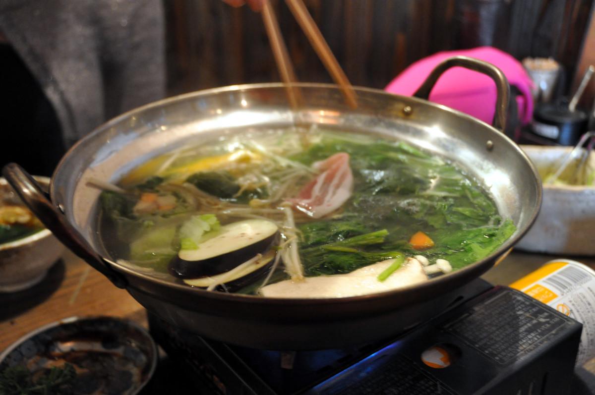 Shabu at Tokyo Pot