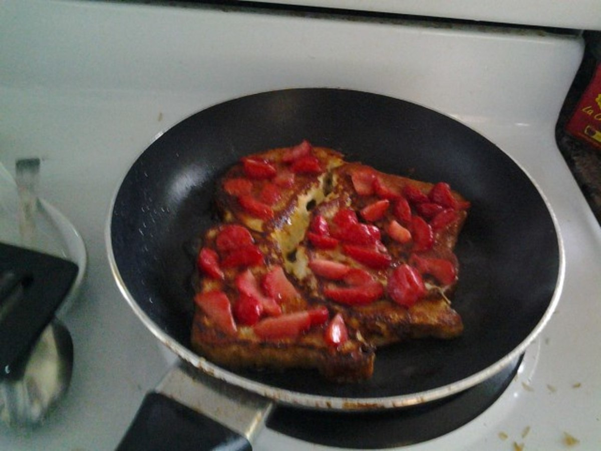 How to Make Russian French Toast: Grenki - Delishably - Food and Drink