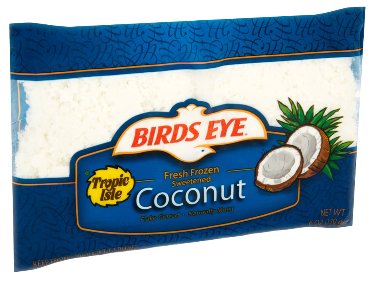Product photo of Birds Eye frozen coconut