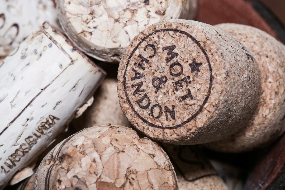 Moët & Chandon corks
