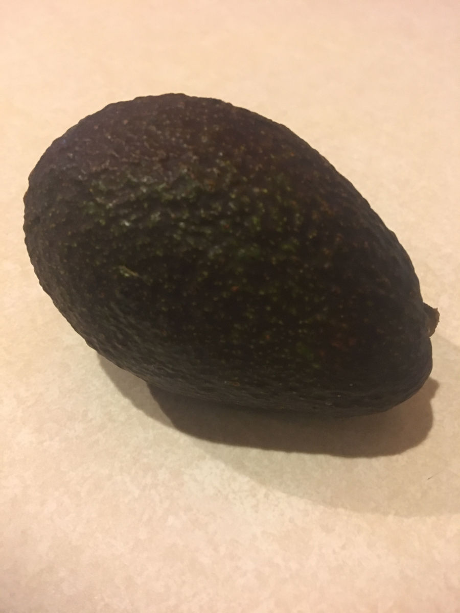 Generic store bought avocado