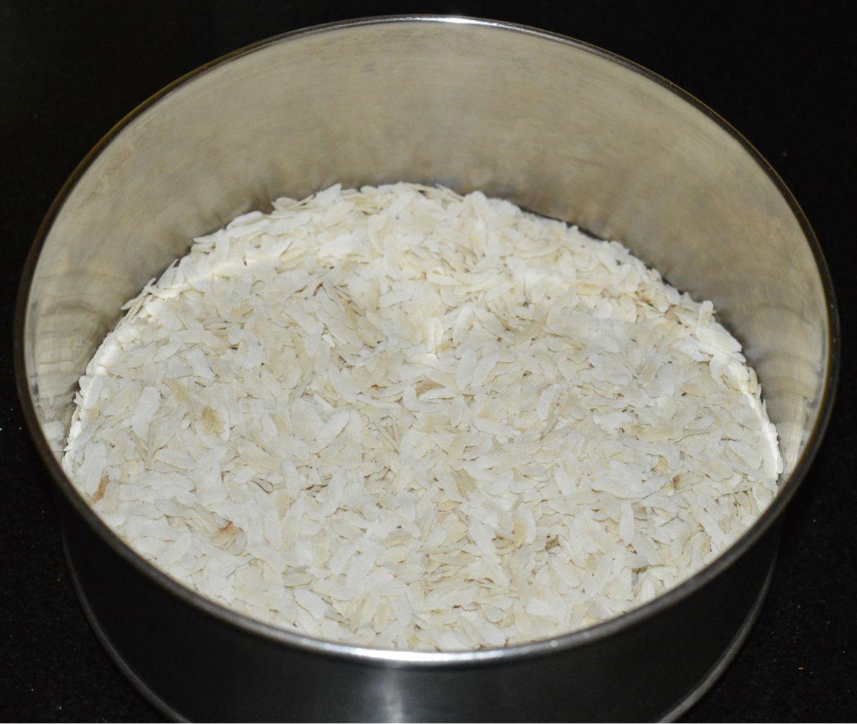 beaten rice