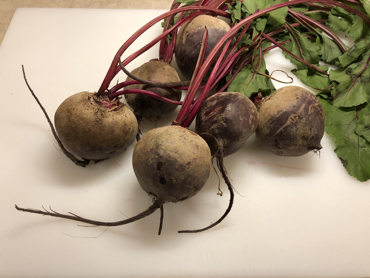 How to Pickle and Can Beets