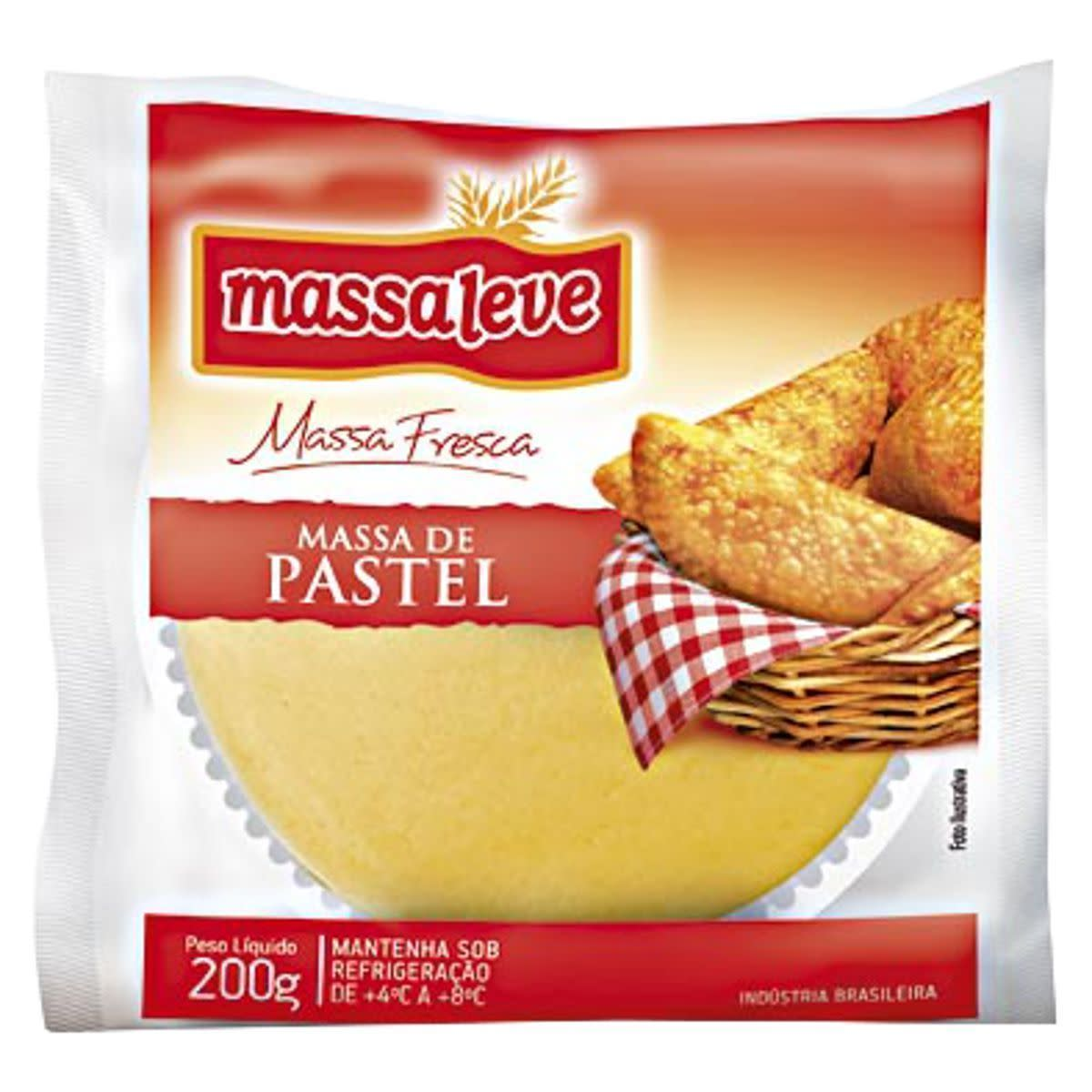 Since pastries are so common here, it is easy to find dough made especially for pastries in supermarkets. If you can find them, circular pastry sheets work best.