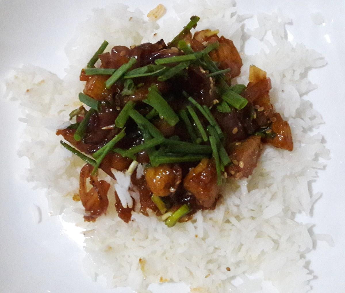 Easy Hot and Sour Tofu Recipe