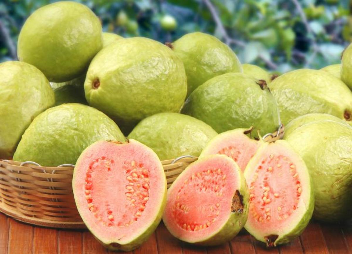 This creamy colored fruit is bursting with nutrients and is very common in Brazil.
