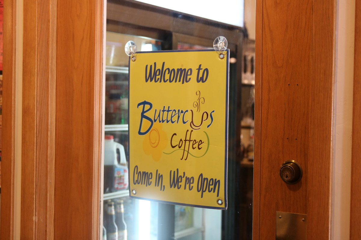 Buttercups Coffee