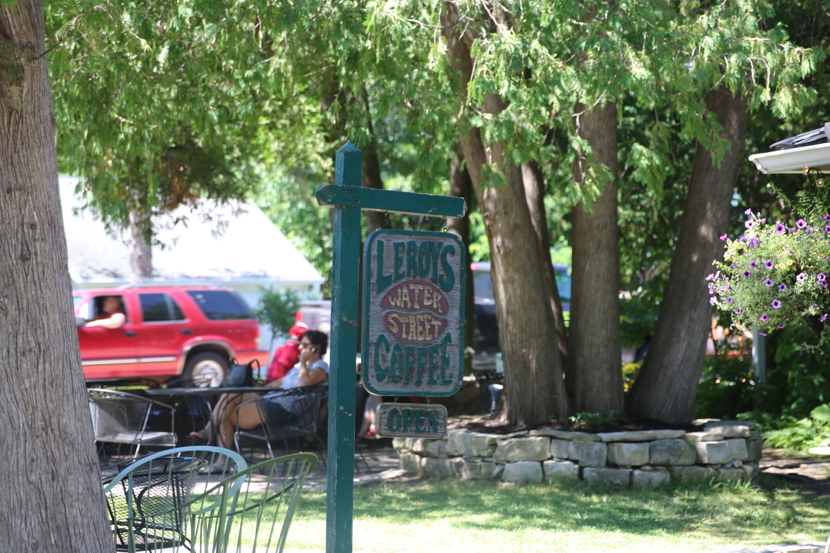 Leroy's Water Street Coffee