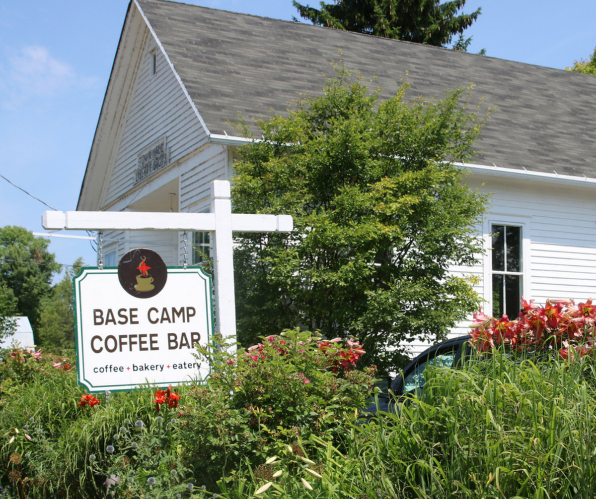 Base Camp Door County