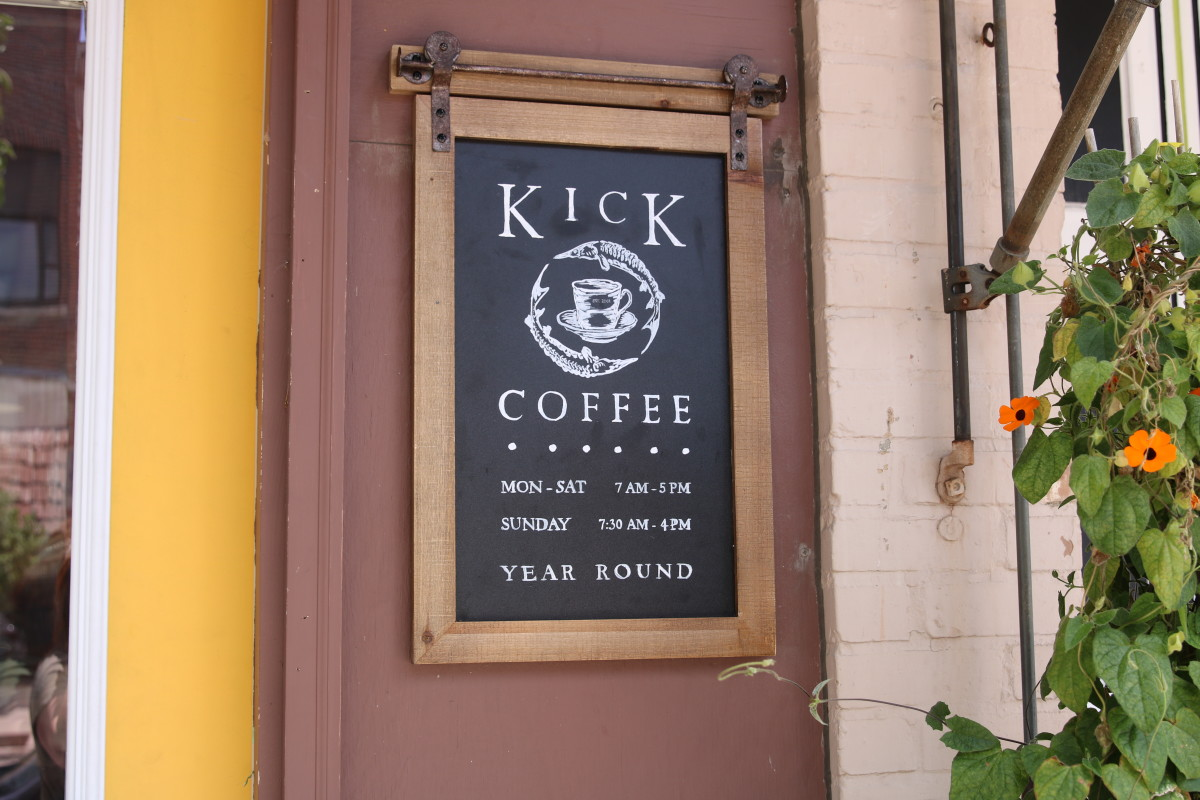 Kick Coffee