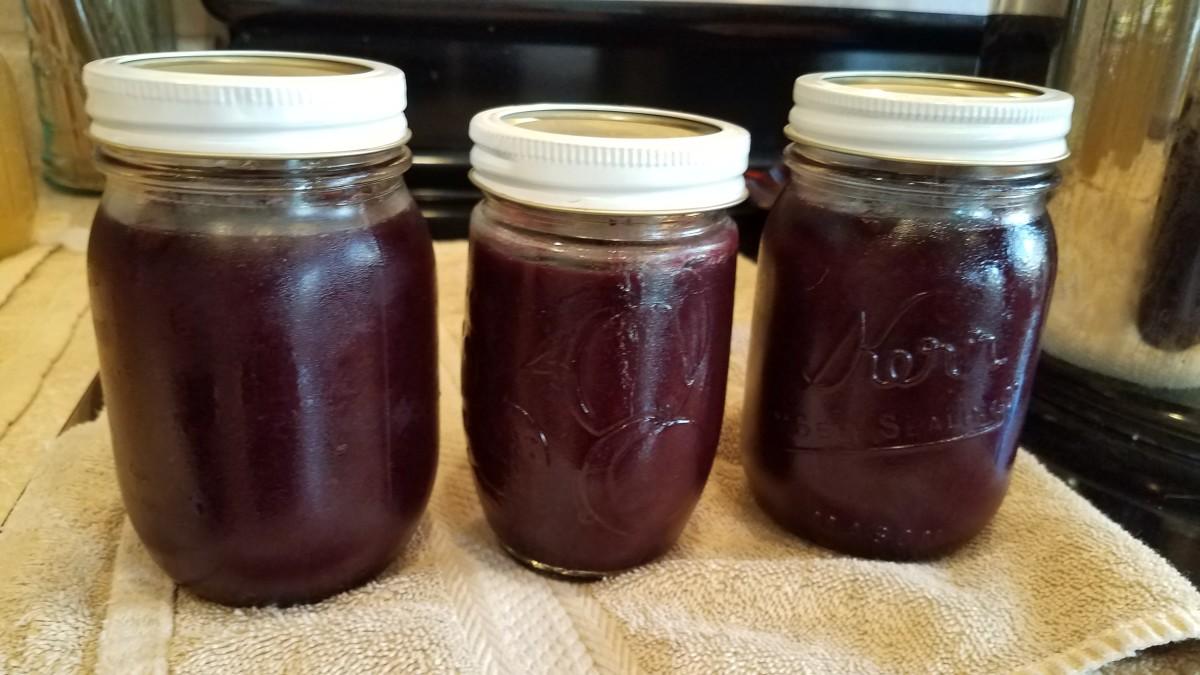 cherry-and-black-grape-jam-in-the-crockpot