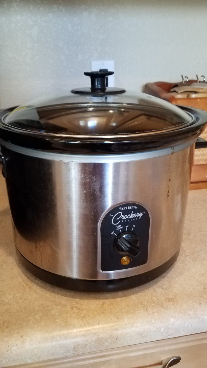 Pull out your crockpot.