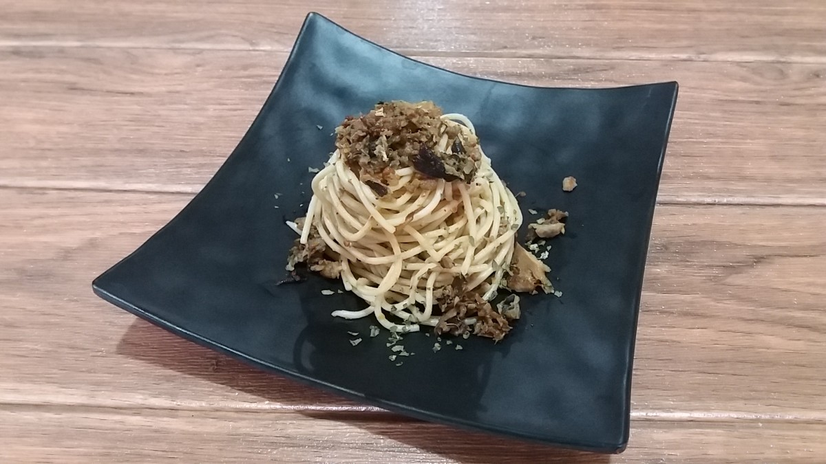 aglio olio recipe simple recipe