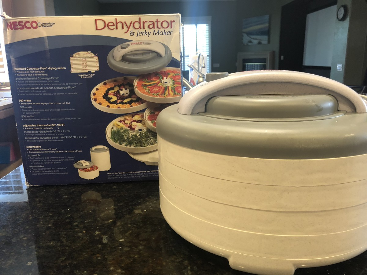 Tips for Using a Dehydrator & Banana Chip Recipe