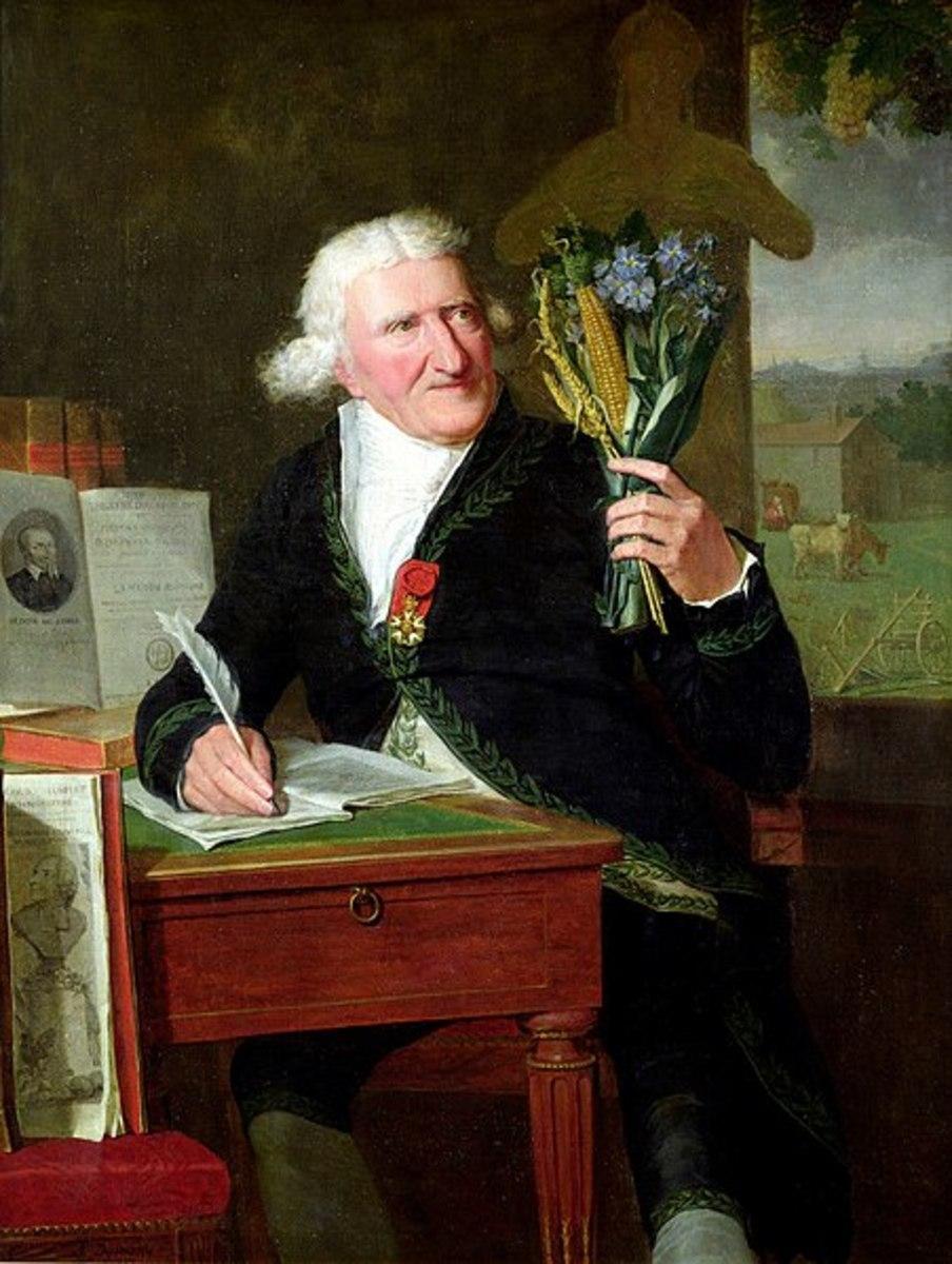 Antoine-Augustine Parmentier.