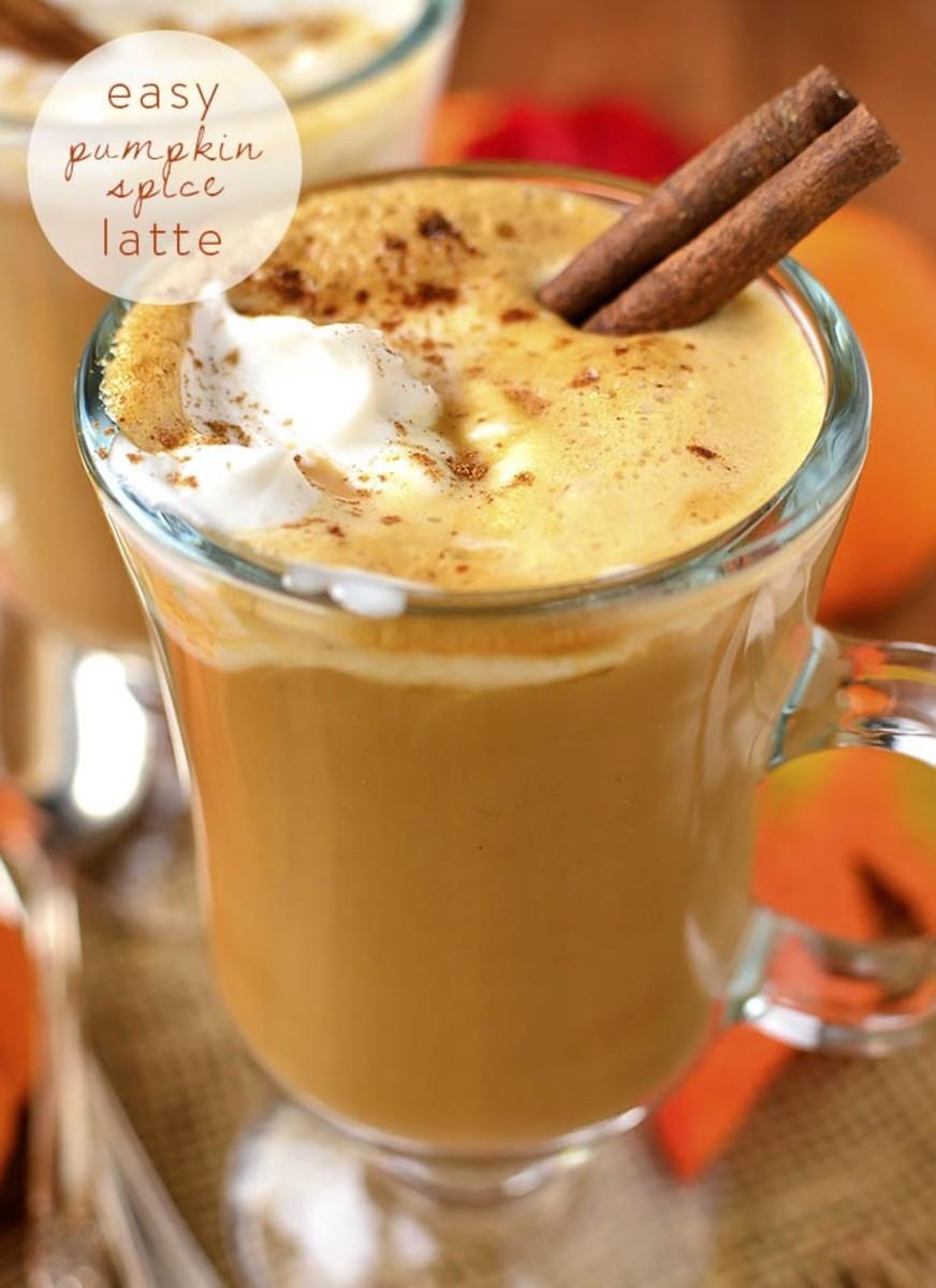 East Pumpkin Spice Latte