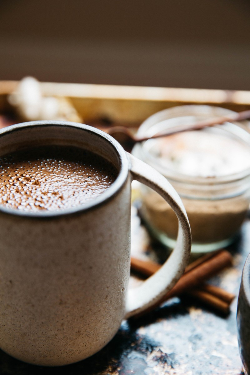 Morocco: Spicy Moroccan Hot Chocolate