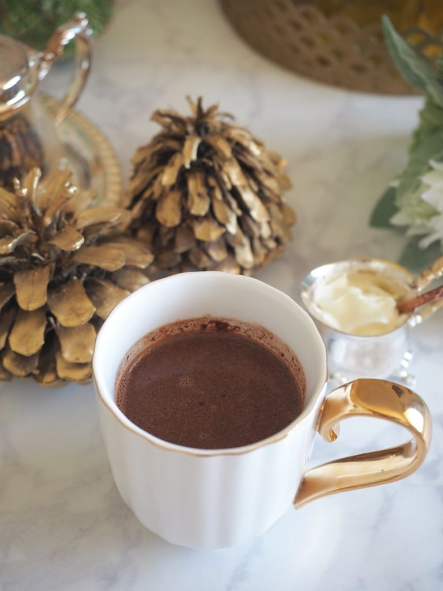 France: Parisian Chocolat Chaud