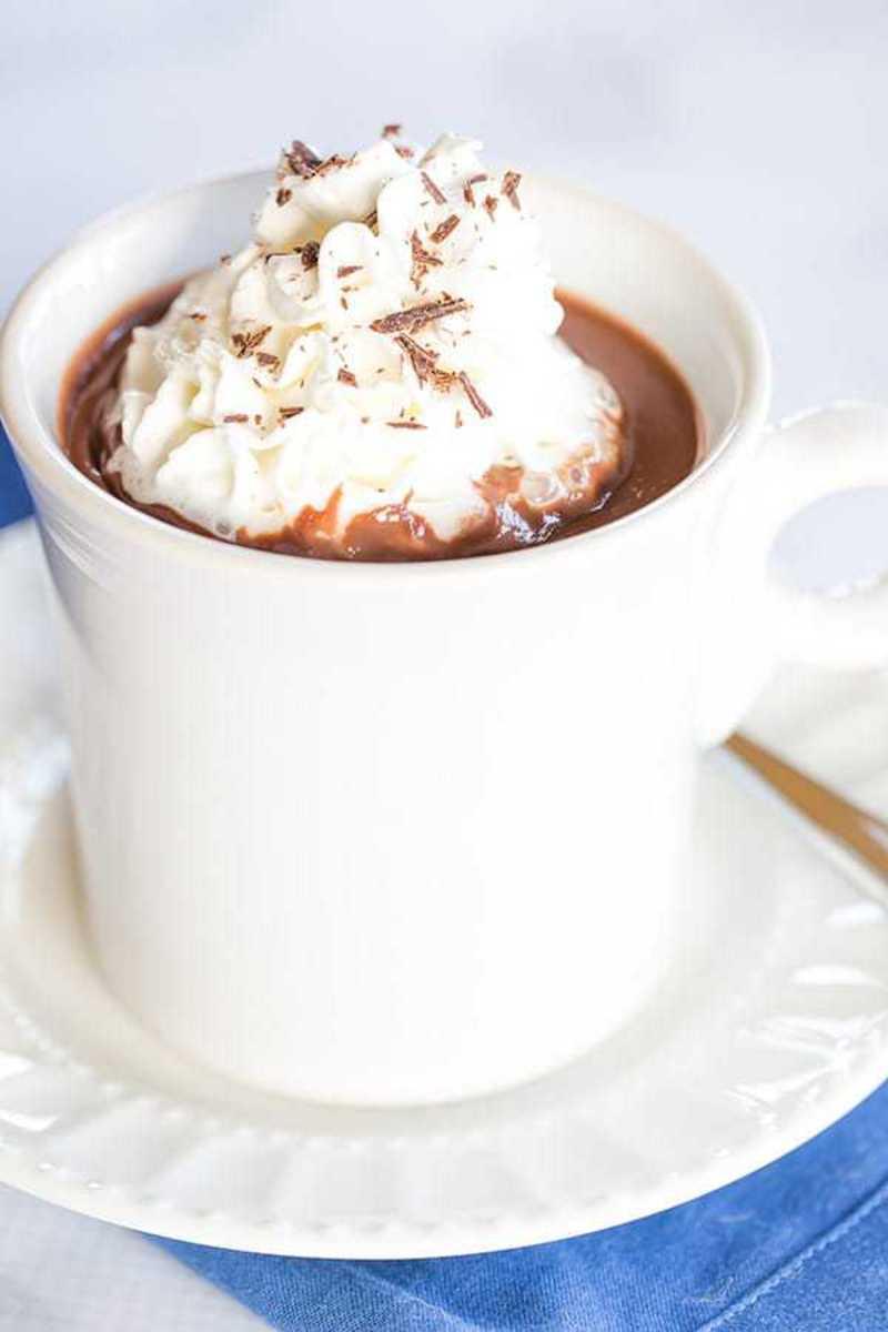Italy: Cioccolata Calda