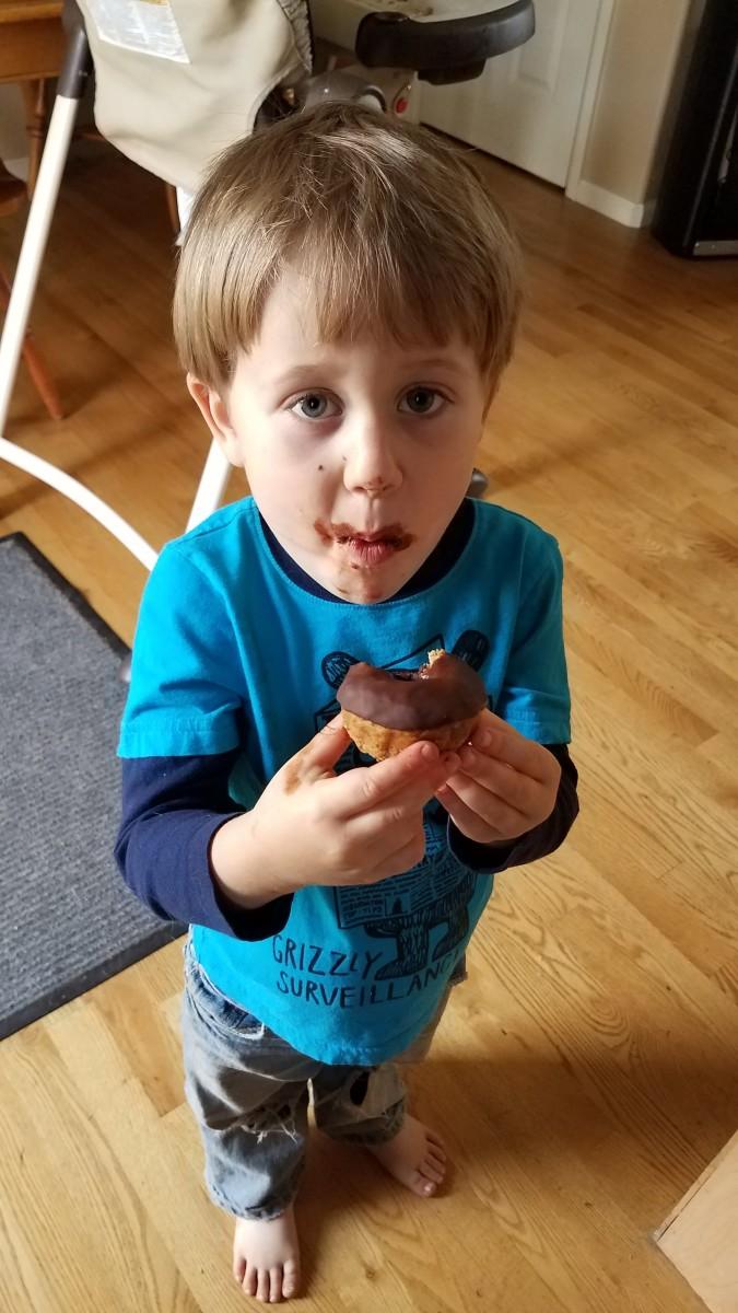 homemade-clean-eating-pumpkin-donuts