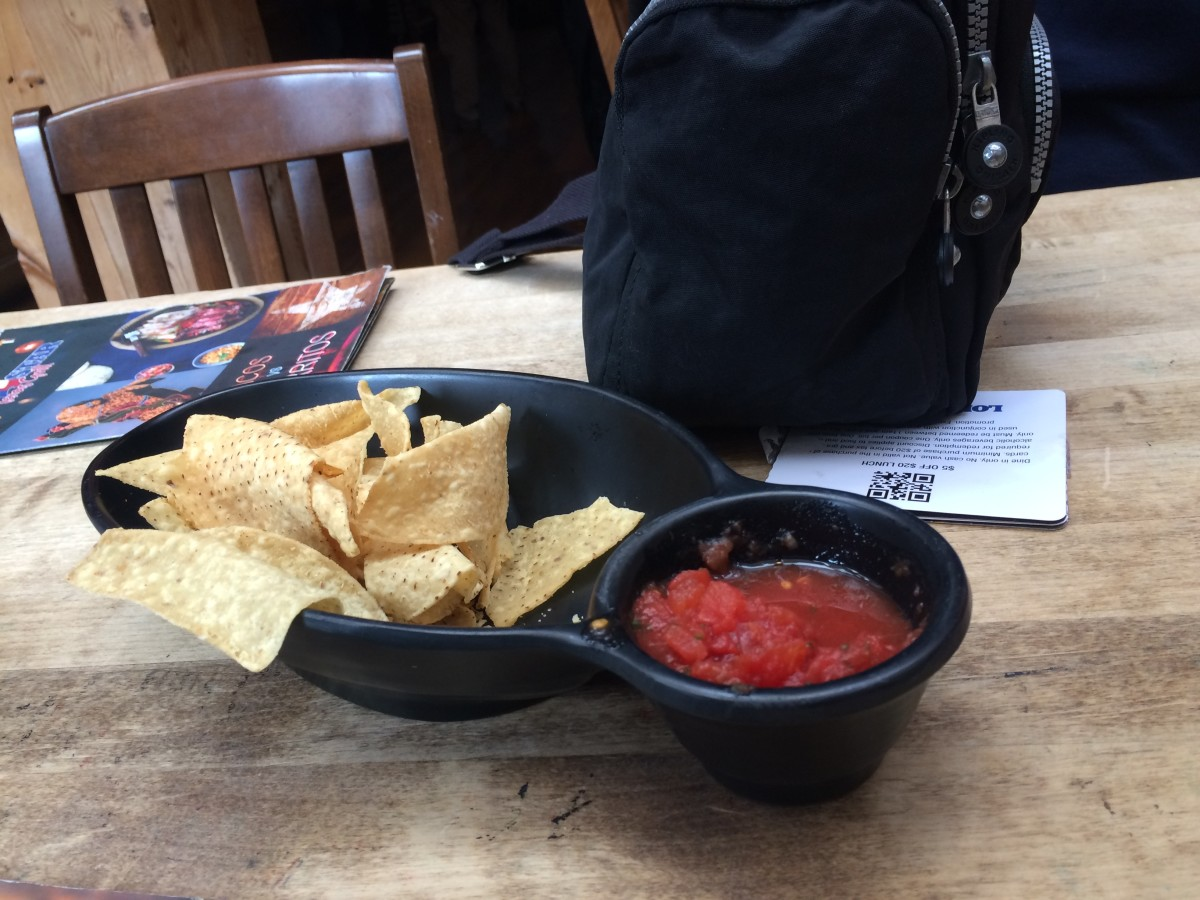 Tasty Chips and Salsa