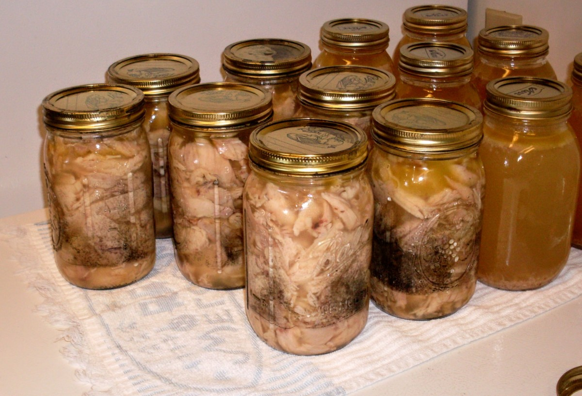 """Place jars on a towel away from drafts, to cool overnight. Lids may """"ping"""" as they cool and seal. When completely cool, check that all lids sealed, then gently wash any residue from jars before labeling and storing in a cool place."""