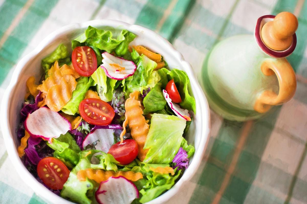 Living foods are rich with nutrients and enzymes.