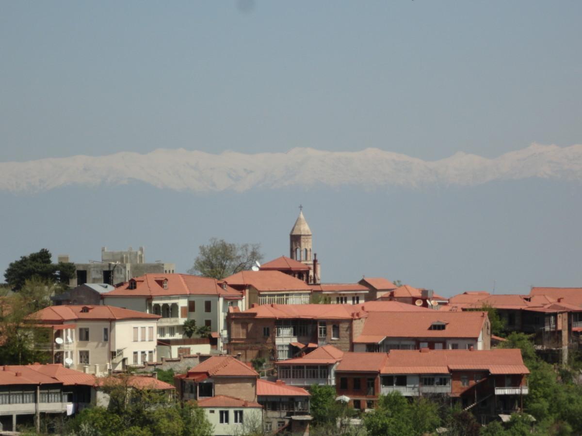 Signaghi, Georgia