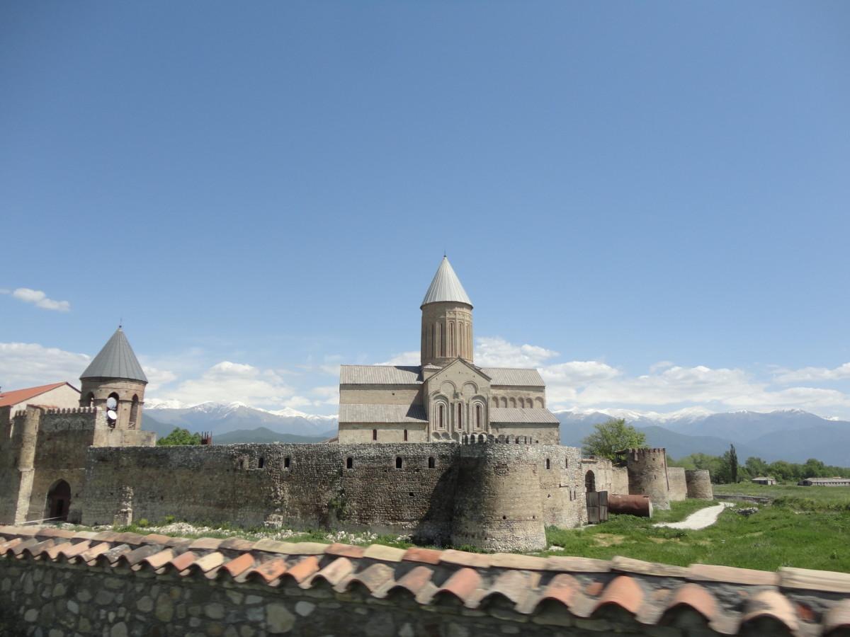 Georgian Monastery