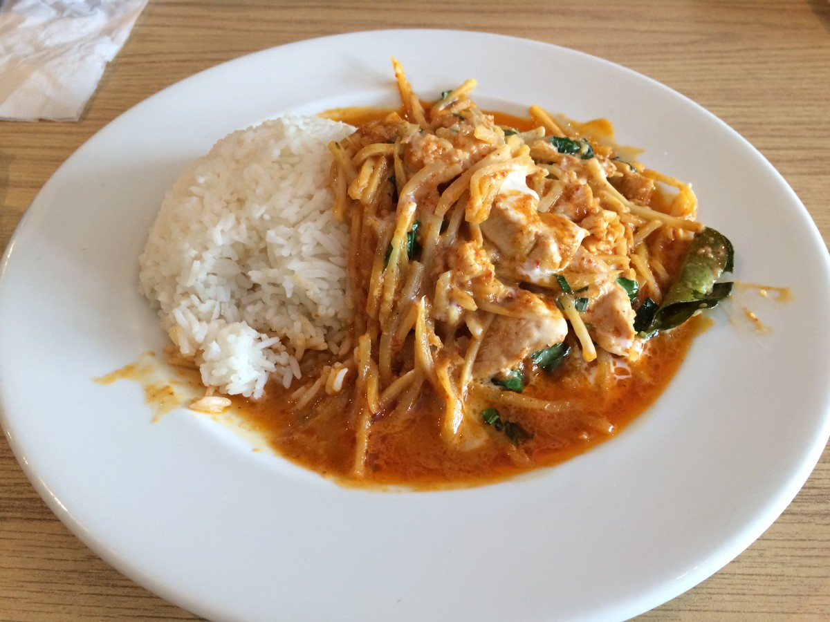 Red Curry Bamboo
