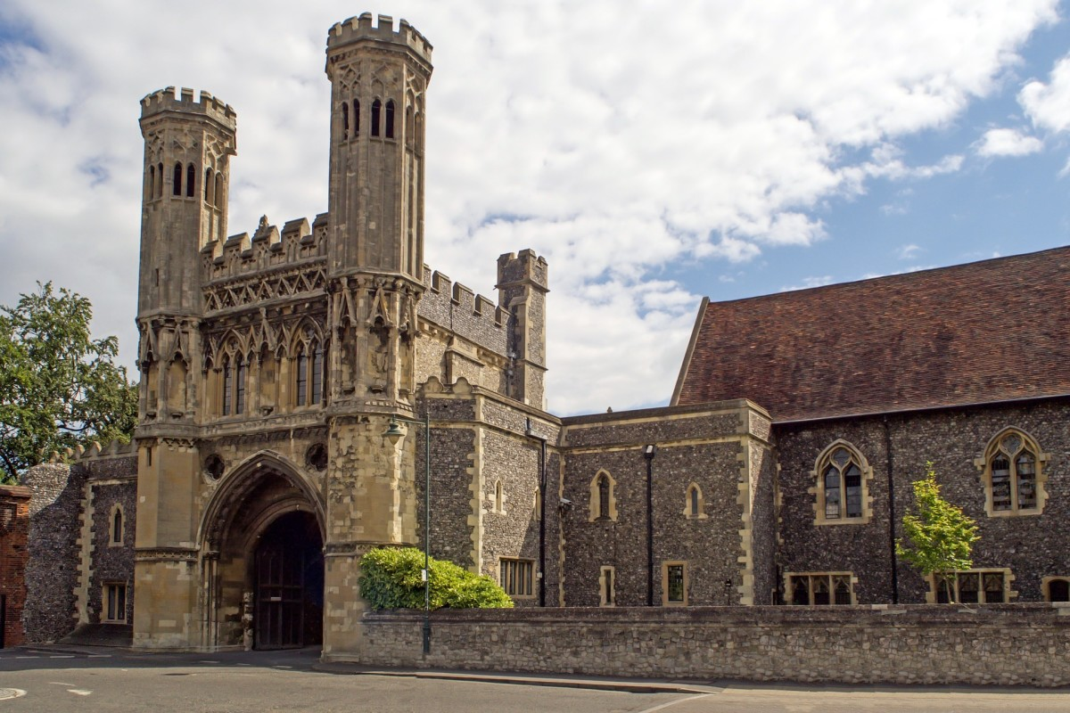 St. Augustine's Abbey, Canterbury, Kent, England