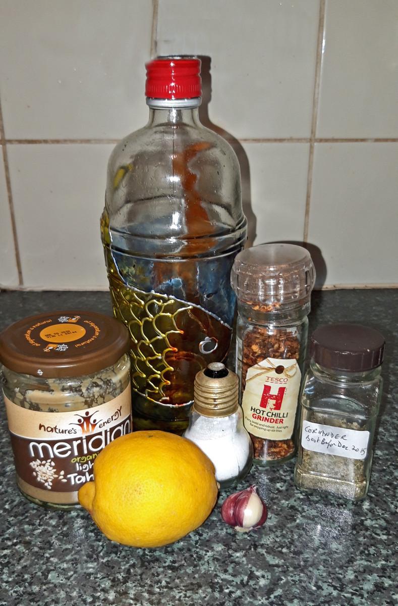 Ingredients: basic flavourings