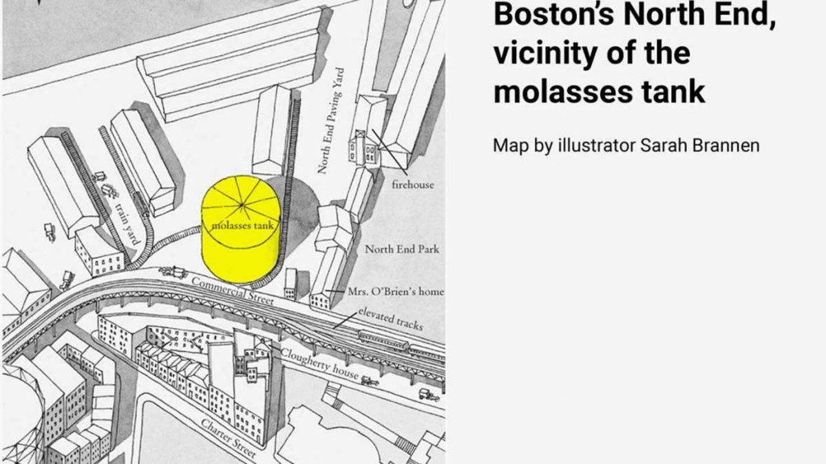 The fateful molasses tank