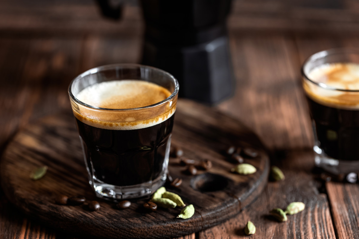 A simple shot of espresso is considered a timeless and enduring classic in the coffee world.